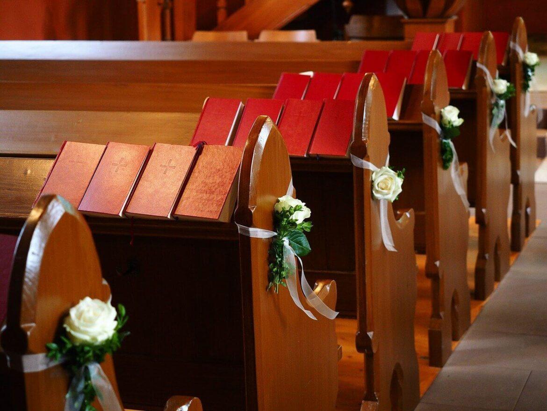 Egyházi esküvői illemkódex