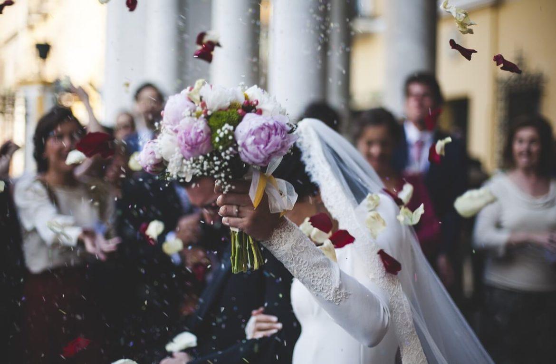 Esküvői sorfal