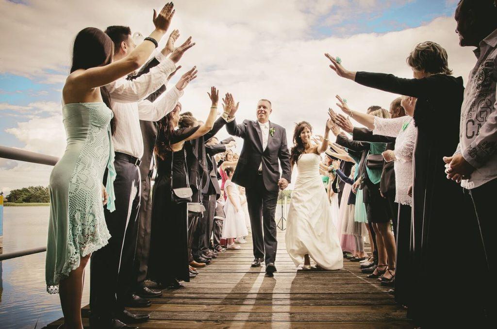 Esküvői érdekességek: Esküvői sorfal