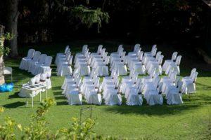 Esküvő vendégek
