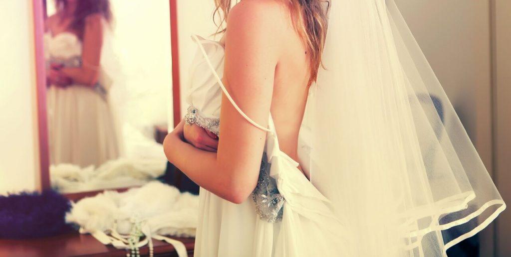 Esküvői bakik – óvatosan a menyasszonyi ruhával!