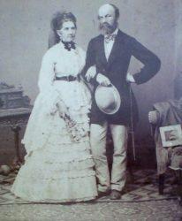 Híres esküvők, Jókai Mór