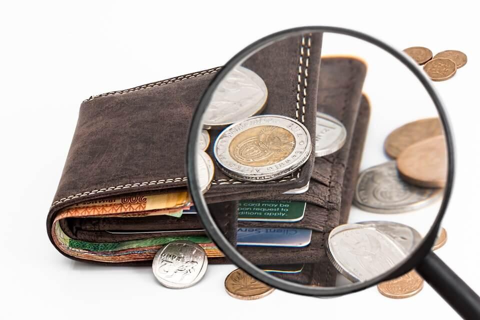 Nászajándék - pénz